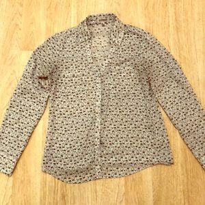 Express the Porto Fino shirt extra small owls❤️